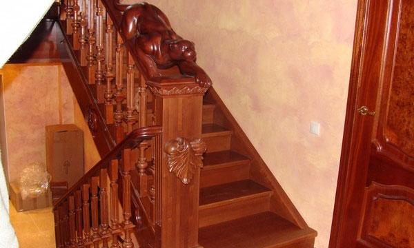 Лестница как она есть