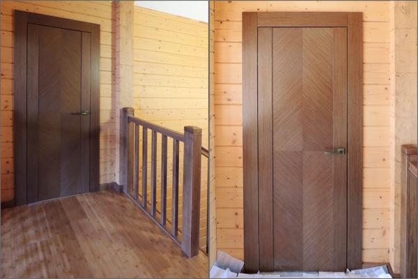 изготовление входных дверей для дачи