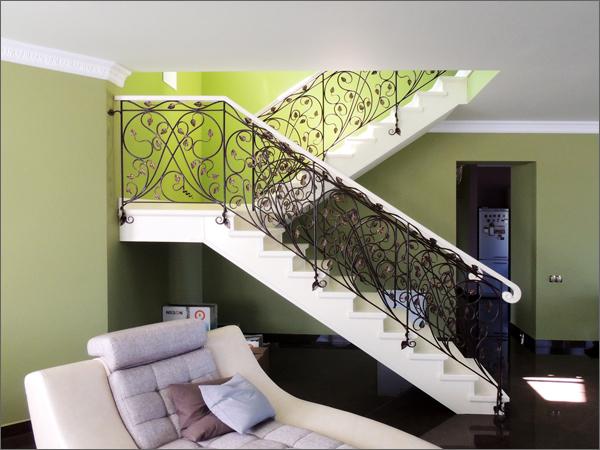 Лестницы по металлу и бетону