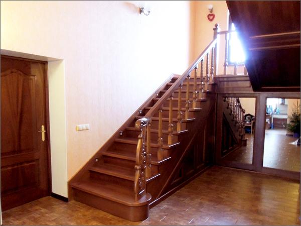 Лестницы г. Истра
