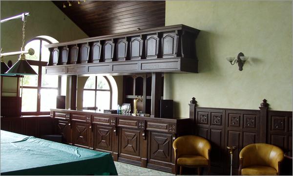 Мебель для ресторанов, баров и гостиниц.