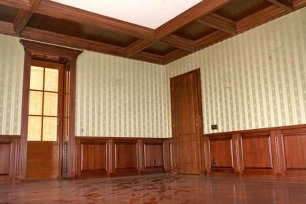 Панели деревянные для стен