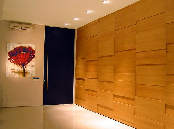 Панели для мебелировки стен