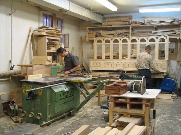 Столярные мастерские Минска