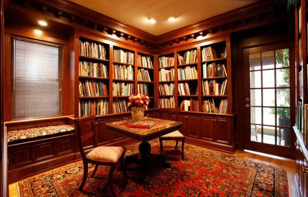 Глубина библиотеки
