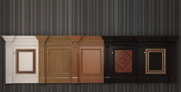 Деревянные стеновые панели купить